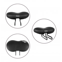 CIAO - bike seat Comfy Padded save Perineum