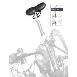 GIRO - bike seat save Prostate Anatomic