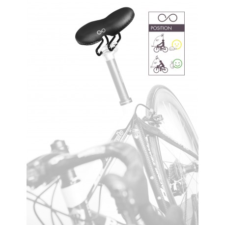 GIRO - bike seat save Prostate Anatomic