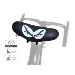 DIABOLIK - Fahrradsattel, Gepolstert, Ergonomisch