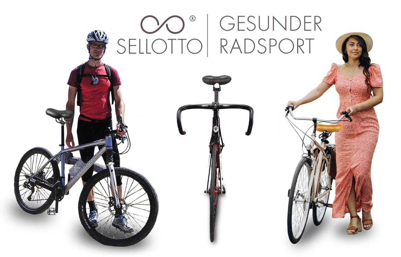 Sella bicicletta prostata comoda