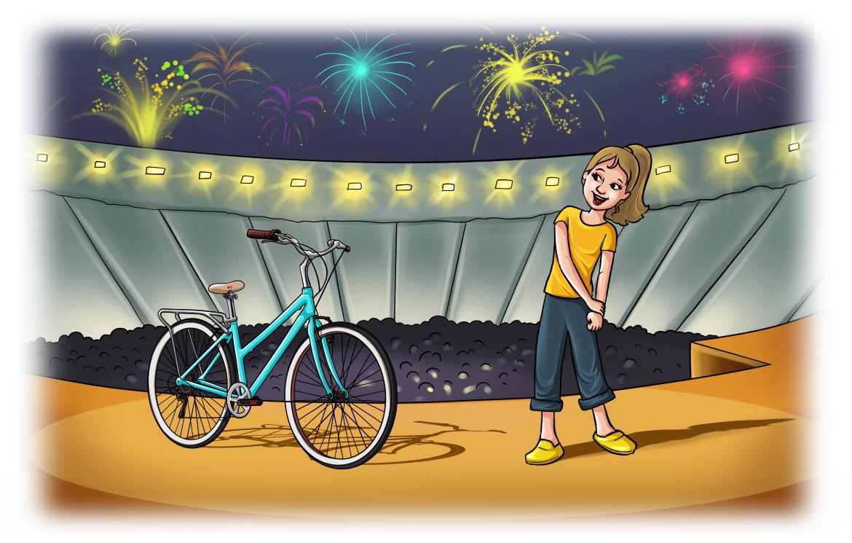 SellOttO_O_sella_comoda_bici_città_casa_elettrica_pieghevole_MTB_strada_corsa_palestra_cyclette_spinning_scatto_fisso_triathlon_turismo